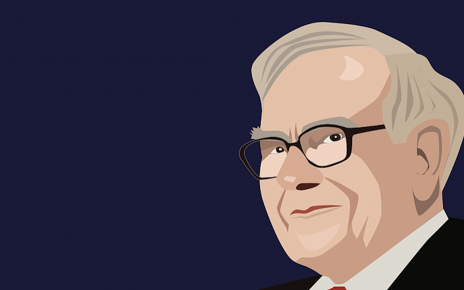 Buffett's cash pile is looking pretty good right now