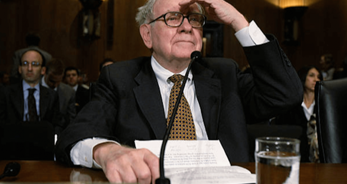 Warren Buffett misses out on an acquisition target