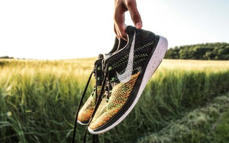 Nike shoes: is their marketing department the best out there?