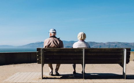 Old couple: what is the right stock for an aging population?