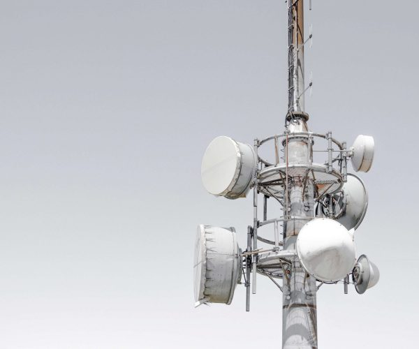 A cell tower of American Tower: a company you use everyday