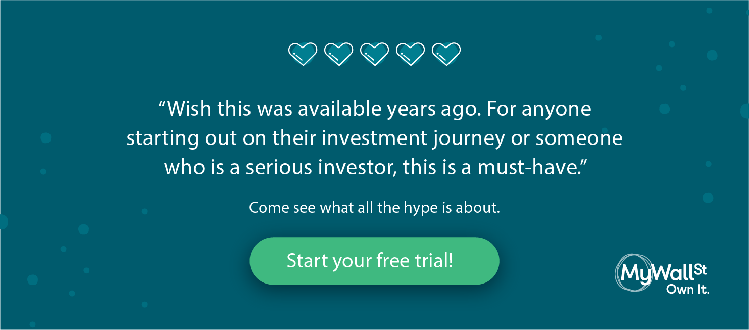 An app to get started investing
