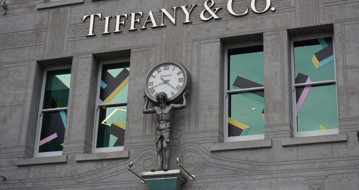 Tiffany and co buyout