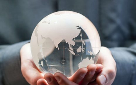handheld world globe